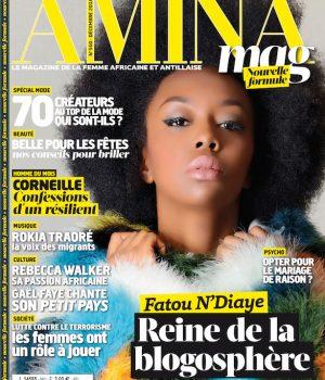 Couverture Amina